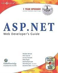 ASP .NET Web Developer's Guide, w. CD-ROM