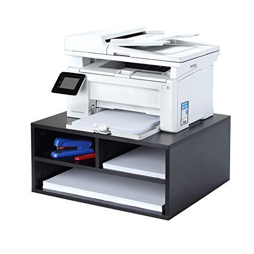 1home Wooden Desktop Printer/Fax...
