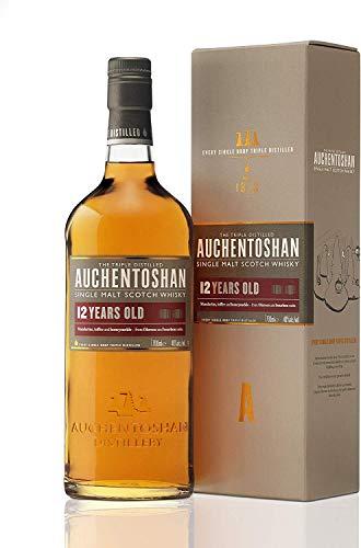Auchentoshan 12 Jahre Single Malt Scotch Whisky (1 x 0.7 l)