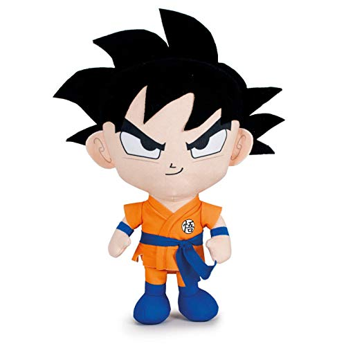 PELUCHE SON GOKU DRAGON BALL Z