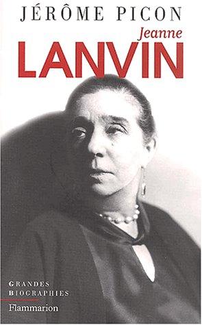 Jeanne Lanvin par Jérôme Picon