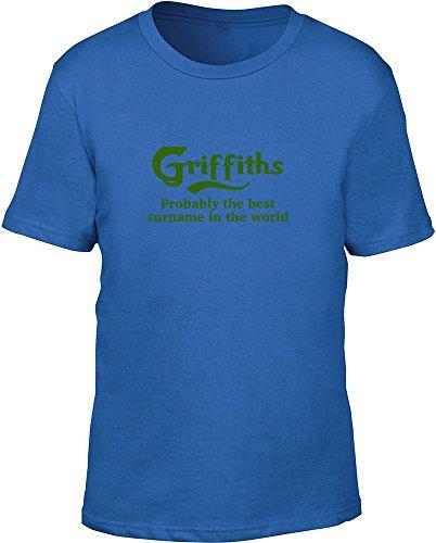 Marsh probabilmente il migliore cognome nel mondo bambini T Shirt Blue