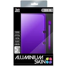 Skin Protection Aluminium + Stylet - Violet Purple Pour 3DS XL [Importación Francesa]
