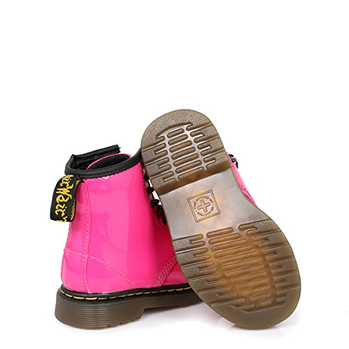 Dr Martens Infants Brooklee Boots Hot Rose