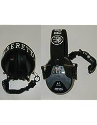 Beretta Gehörschutz Prevail - Auriculares de caza, color negro