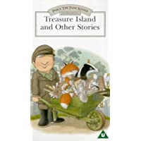 Percy The Park Keeper: Treasure Island And Other Stories