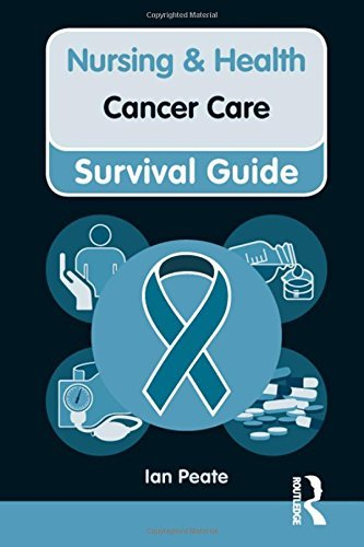 Cancer Care (Nursing and Health Survival Guides) by Peate, Ian (June 20, 2012) Spiral-bound