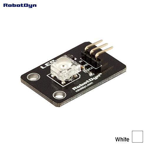 RobotDyn - LED Module (Piranha) Colore Bianco Lucido