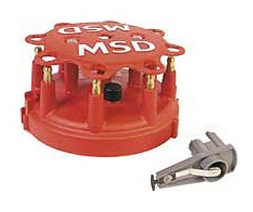 MSD 8482 Distributor Cap and Rotor Kit by MSD