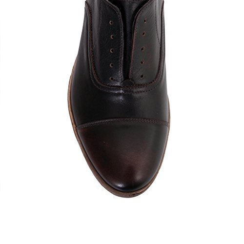ANTICA CUOIERIA , Chaussures de ville à lacets pour homme Marron Marrone Marron - Marrone
