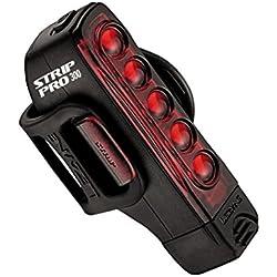 Lezyne Strip Drive Pro Luz LED Trasera, Negro, Talla Única