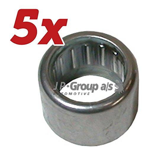 5x JP Group Führungslager, Kupplung