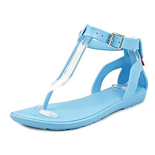 Hunter Sandals - Hunter Original T Sandals - Li... Sky Blue