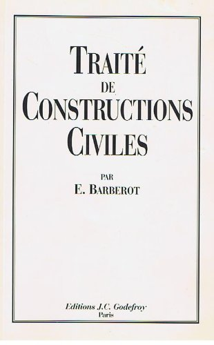 Traite de constructions civiles