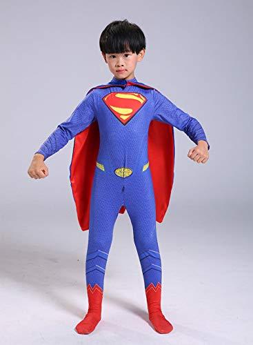 ay Kostüm, Requisiten Für Bühnenauftritte Für Kinder,Superman-110 ()