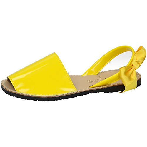 MADE IN SPAIN Donna sandali Giallo