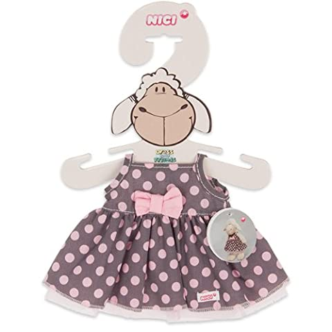 NICI Dress Your Friends Outfit Set Petticoat Dress Anthracite