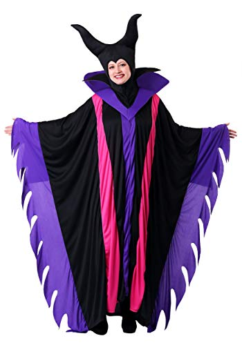 Charades Plus Size Magnificent Witch Fancy Dress Costume 5X