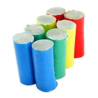 Grifri Rost-Entferner mit magischem Schwamm-Radiergummi für Reinigungs-Töpfe und Wannen Rost-und Fleck-Entferner 2 Stück-Gelegentliche Farbe