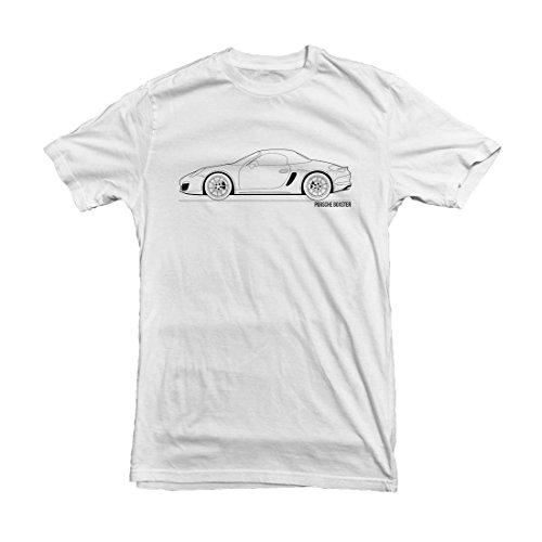porsche-boxster-para-hombre-t-camiseta-de-manga-corta-con-imagenes-mufflebox-100-algodon-tallas-s-m-