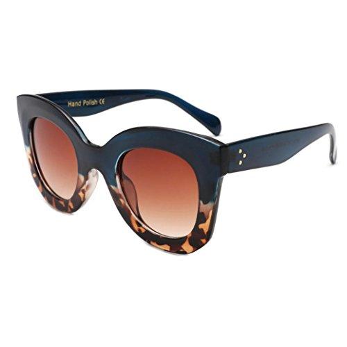 f8e57a65f9 Gusspower Gafas de Sol Polarizadas mujer hombre Retro Estilo gafas UV400  gafas.