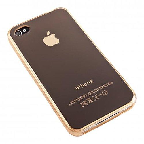preisvergleich ecence apple iphone 4 4s silikon tpu case. Black Bedroom Furniture Sets. Home Design Ideas