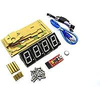 Keyestudio Smart reloj kit ks0201DIY Temp rojo acrílico Arduino