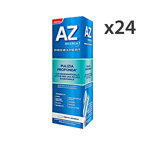 Set 24 AZ Dentifricio PRO-EXPERT PULIZIA PROFONDA 75 Ml. Prodotti