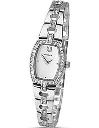 Sekonda Mujer Plata Reloj 2240
