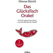 Das Glücksfisch Orakel: Der Fisch reagiert in Ihrer Hand - und verrät alles über Ihre Zukunft!