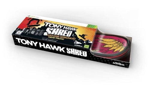 Tony Hawk: Shred (inkl. Skateboard-Controller)