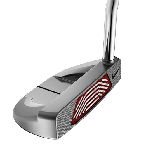 Nike Core Mthd MC 12W Mrs PT-Putter de golf Multicolore Plata / Negro (Silver/Black) 35