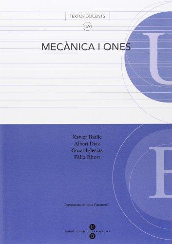 Mecànica i ones por Oscar Iglesias Clotas