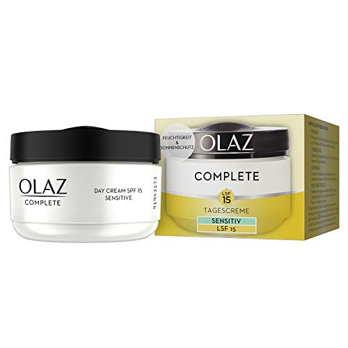 Olaz Complete Tagescreme Sensitiv für Empfindliche Haut, 50 ml