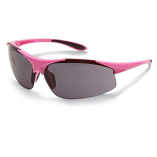 ERB Sicherheit Produkte 18619Ella Rahmen, Rauch Objektiv, One Size, Pink