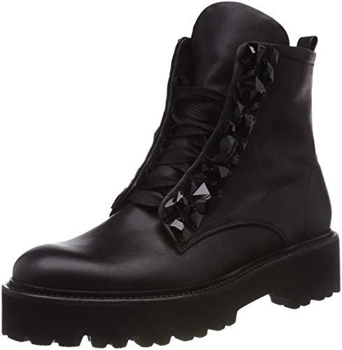 Kennel und Schmenger Damen Bobby Biker Boots, Schwarz/Black 430, 40 EU