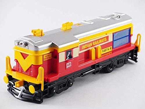 Tingoking Toys & Model of Indian Railway's Diesel Locomotive Engine-Kidsshub (200*57*70) mm Red