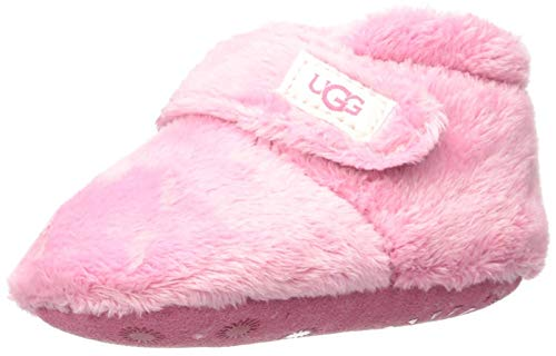 UGG I Bixbee, Zapatos de Bebé para Bebés, Rosa Bubblegum BBG, 18 EU