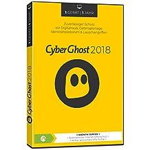 S.A.D Cyberghost (2018) 1 Gerät / 1 Jahr Software