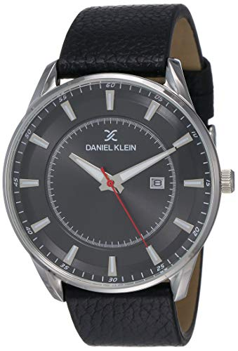 Daniel Klein Analog Black Dial Men's Watch-DK12011-4