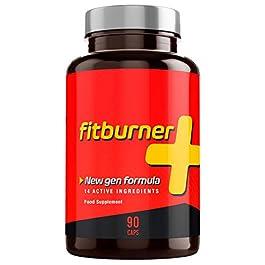 Fitburner+ | Brucia Grassi Potente | Pillole Dimagranti per Dimagrire in Fretta | Riduce l'Appetito per una Perdita di…