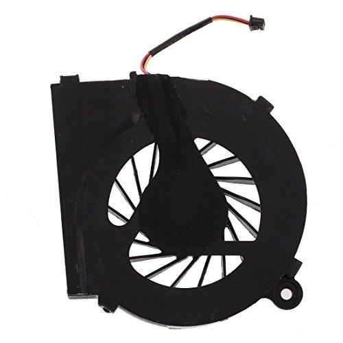 SODIAL(R) Enfriador ventilador de CPU Enfriador para HP Compaq CQ42 CQ56 G56 CQ62 CQ56-112 CQ56-115 G62 606609-001