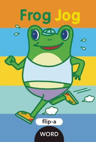 Frog Jog (Flip-a-Word)