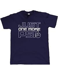 Vectorbomb, Just One Plus PSi Voiture T Shirt (Du S au 5XL)