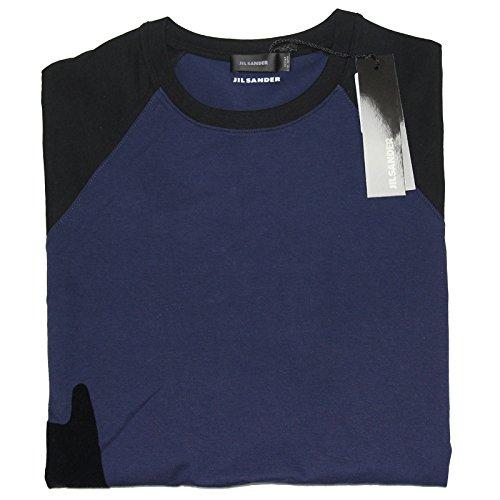 a0820-maglia-uomo-jil-sander-blu-t-shirt-sleeveless-men-m