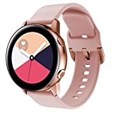 YaYuu Bracelet de Montre pour Samsung Galaxy Watch Active 40mm, 20mm Bande de...