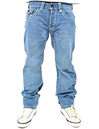 402d6563 True Peviani jeans, urban hip hop religion time is g money pants, straight  fit