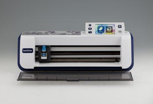 Brother CM600 Scan-N-Cut Schneideplotter mit Scanner weiß - 6