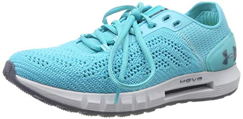 Under Armour HOVR Sonic 2, Scarpe Running Donna, Blu (Breathtaking Blue Downpour Gray 302), 43 EU