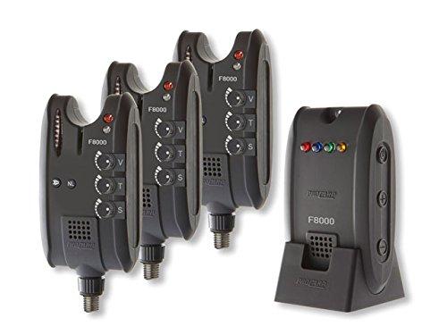 Cormoran Pro Carp F-8000 Funkbissanzeiger-Set